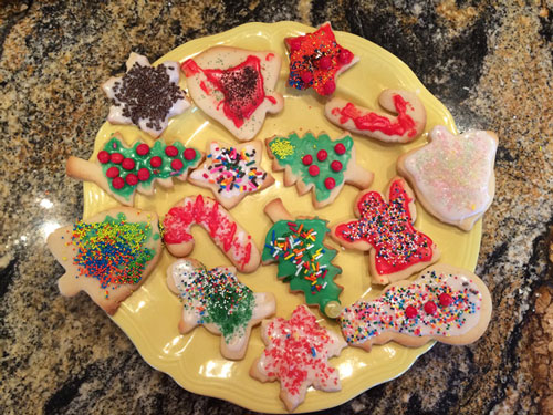 york's finest holiday cookies